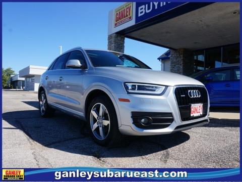 2015 Audi Q3 for sale in Wickliffe, OH