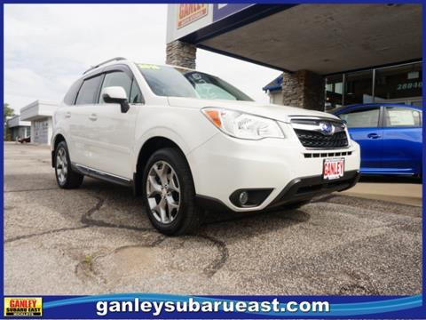 2016 Subaru Forester for sale in Wickliffe, OH