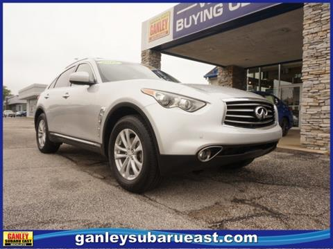 2012 Infiniti FX35 for sale in Wickliffe, OH