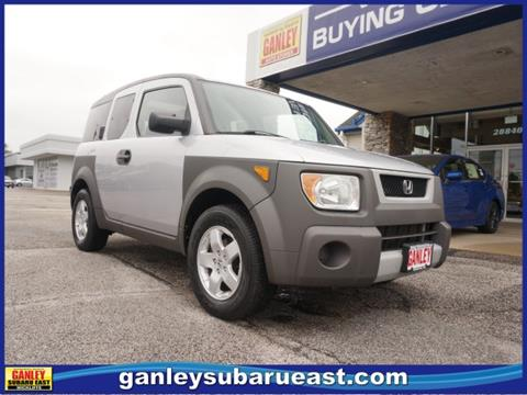 2004 Honda Element for sale in Wickliffe, OH