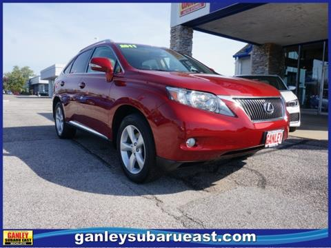 2011 Lexus RX 350 for sale in Wickliffe, OH