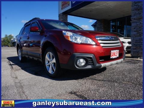 2013 Subaru Outback for sale in Wickliffe, OH