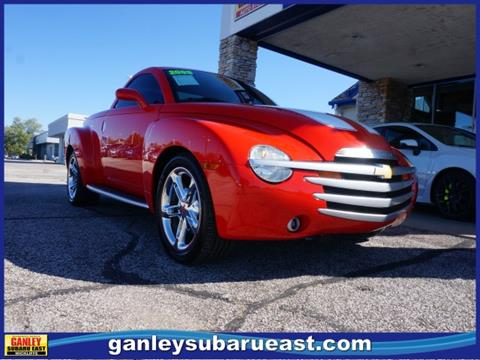 2005 Chevrolet SSR for sale in Wickliffe, OH