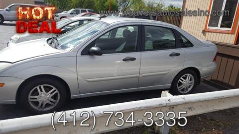 2002 Ford Focus for sale in Pittsburgh, PA