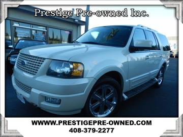 2006 Ford Expedition for sale in Campbell, CA
