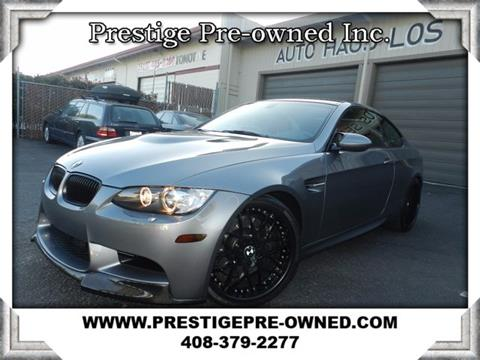 2012 BMW M3 for sale in Campbell, CA