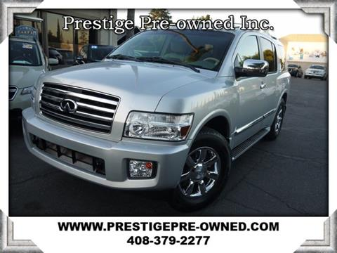 2006 Infiniti QX56 for sale in Campbell, CA