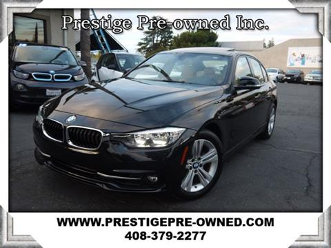 2016 BMW 3 Series for sale in Campbell, CA