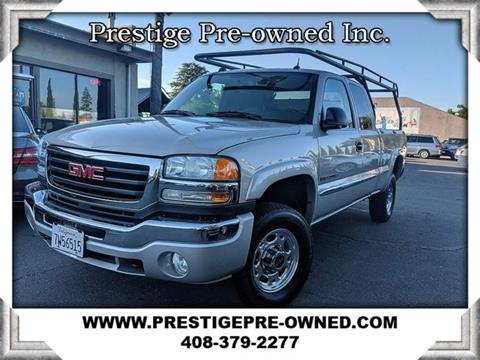 2005 GMC Sierra 2500HD for sale in Campbell, CA