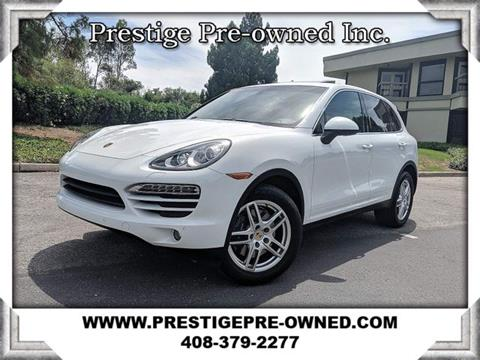 2014 Porsche Cayenne for sale in Campbell, CA