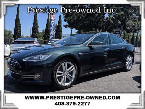 Used Tesla Model S For Sale >> Used Tesla Model S For Sale In California Carsforsale Com