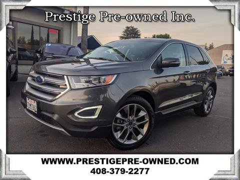 2015 Ford Edge for sale in Campbell, CA