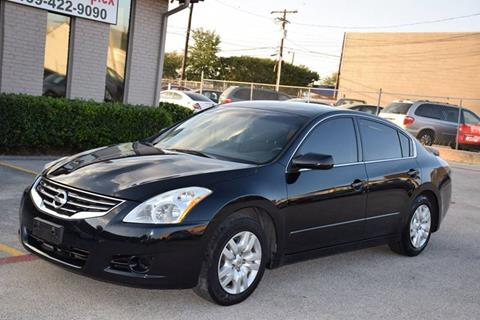 2011 Nissan Altima for sale in Richardson, TX