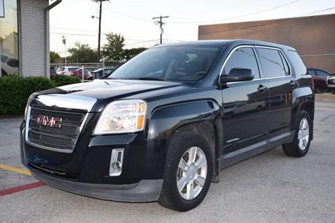 2011 GMC Terrain for sale in Richardson, TX