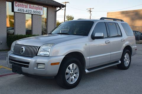 2006 Mercury Mountaineer for sale in Richardson, TX