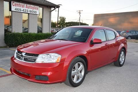 2012 Dodge Avenger for sale in Richardson, TX