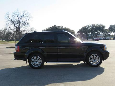 2006 Land Rover Range Rover Sport for sale in Addison, TX