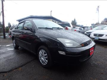 2004 Ford Focus for sale in Portland, OR