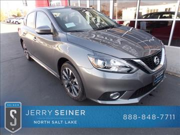 2017 Nissan Sentra for sale in North Salt Lake, UT