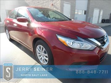 2017 Nissan Altima for sale in North Salt Lake, UT