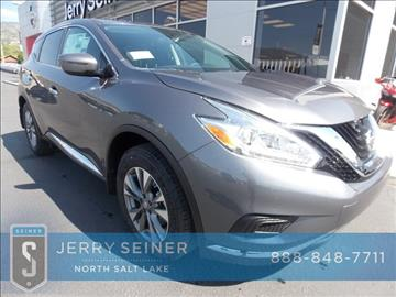 2017 Nissan Murano for sale in North Salt Lake, UT