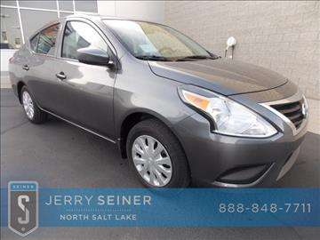 2017 Nissan Versa for sale in North Salt Lake, UT