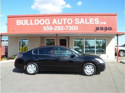 2010 Nissan Altima for sale in Fresno, CA