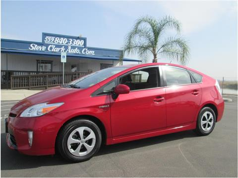 2013 Toyota Prius for sale in Fresno, CA