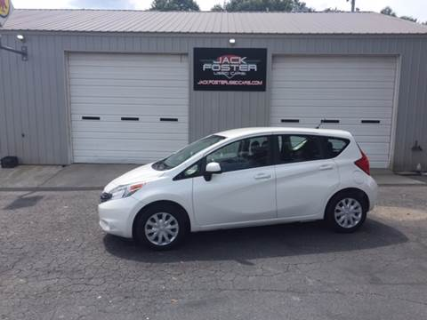 2014 Nissan Versa Note for sale in Honea Path, SC