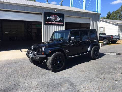 2009 Jeep Wrangler Unlimited for sale in Honea Path, SC
