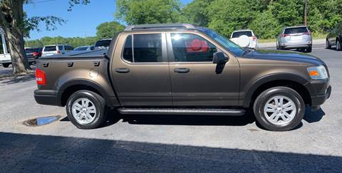 2008 Ford Explorer Sport Trac for sale at Jack Foster Used Cars LLC in Honea Path SC
