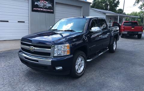 2009 Chevrolet Silverado 1500 for sale at Jack Foster Used Cars LLC in Honea Path SC