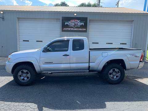 2006 Toyota Tacoma for sale at Jack Foster Used Cars LLC in Honea Path SC