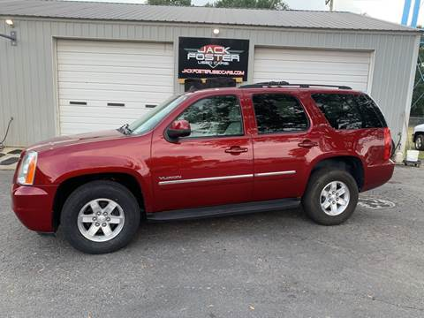 2011 GMC Yukon for sale at Jack Foster Used Cars LLC in Honea Path SC