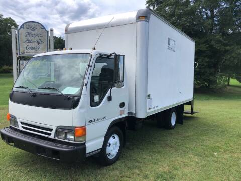 1995 Isuzu NPR for sale at Jack Foster Used Cars LLC in Honea Path SC