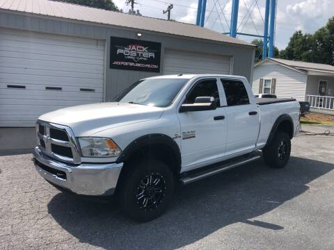 2014 RAM Ram Pickup 2500 for sale at Jack Foster Used Cars LLC in Honea Path SC