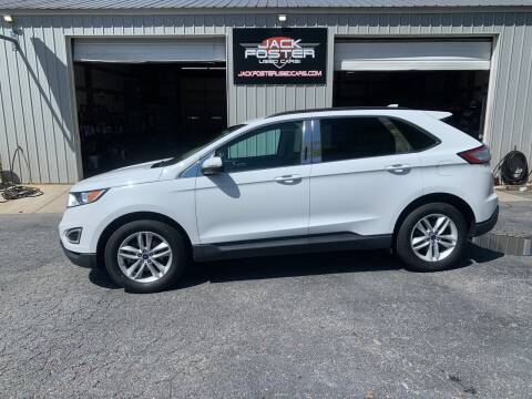2015 Ford Edge for sale at Jack Foster Used Cars LLC in Honea Path SC