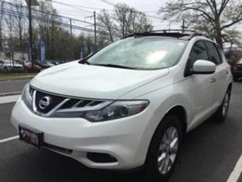 2012 Nissan Murano for sale in Elizabeth, NJ
