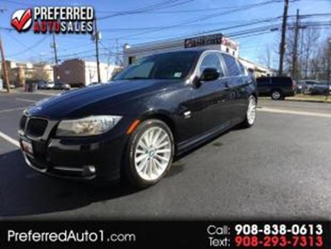2011 BMW 3 Series for sale in Elizabeth, NJ