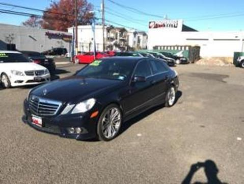 2010 Mercedes-Benz E-Class for sale in Elizabeth, NJ