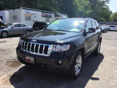 2012 Jeep Grand Cherokee for sale in Elizabeth, NJ