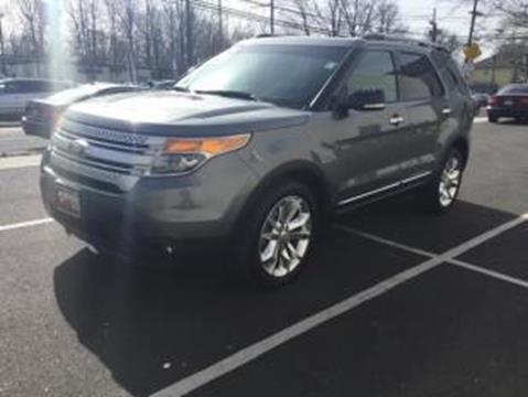 2014 Ford Explorer for sale in Elizabeth, NJ