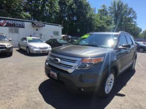 2015 Ford Explorer for sale in Elizabeth NJ