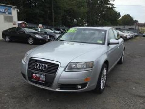 2007 Audi A6 for sale in Elizabeth, NJ