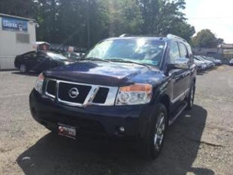 2010 Nissan Armada for sale in Elizabeth, NJ