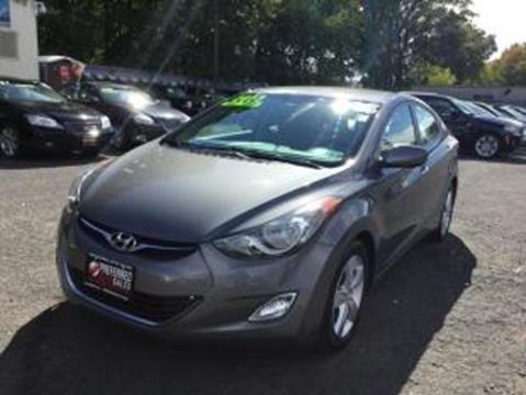 2013 Hyundai Elantra for sale in Elizabeth NJ