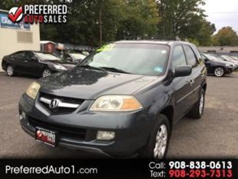 2006 Acura MDX for sale in Elizabeth NJ