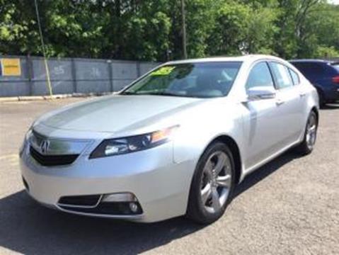 2014 Acura TL for sale in Elizabeth, NJ