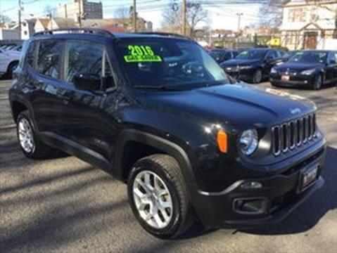 2016 Jeep Renegade for sale in Elizabeth, NJ
