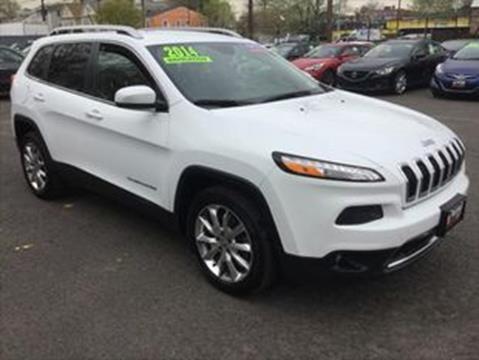 2014 Jeep Cherokee for sale in Elizabeth, NJ